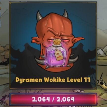 Shakes and Fidget Demon Hunter revives back to full health