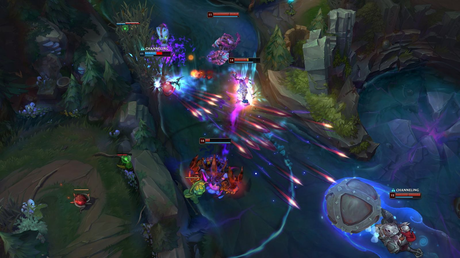 League of Legends: New Terms for Item Stats in Season 11