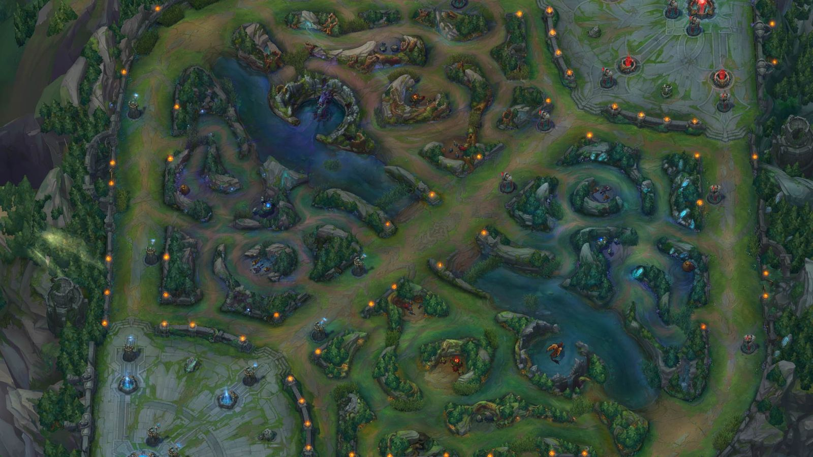League of Legends: All Maps and Game Modes
