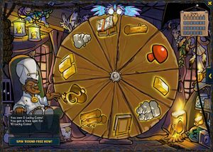 Shakes & Fidget: Benefits of the Wheel of Fortune 2.0