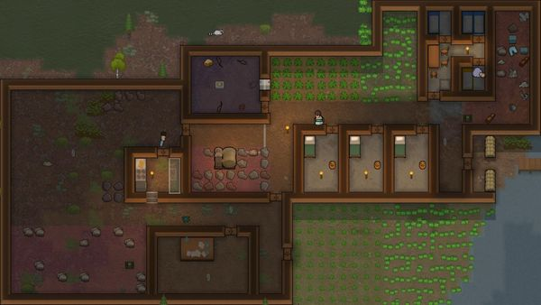 RimWorld: How to Create a Time Lapse of Your Colony