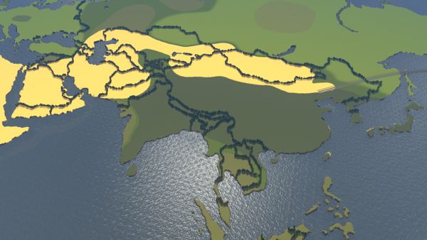 "Cities Skylines: Creating the Map ""Asia"" - Improved Mapmaking"