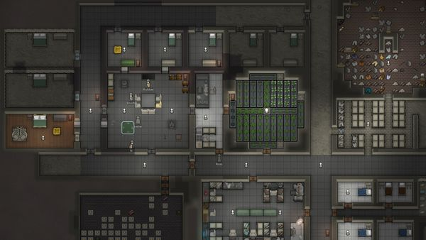 RimWorld: Room Stats and Mood-Buffs from Impressive Rooms