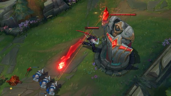 League of Legends: Turret Aggro and Everything you Need to Know About Turrets